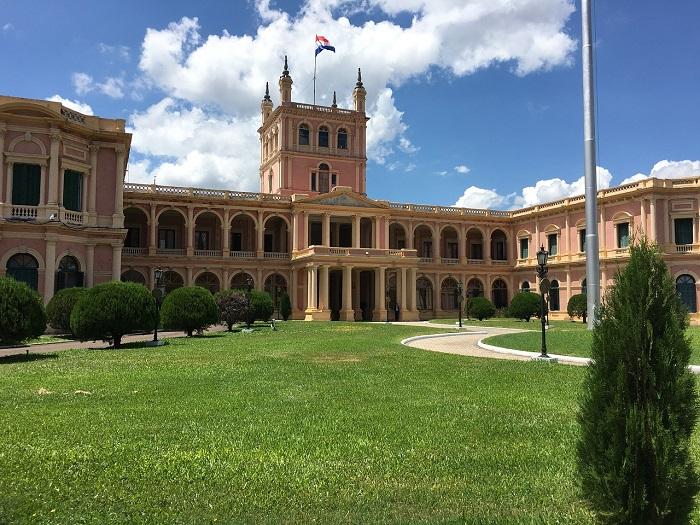 Vuelos a Paraguay